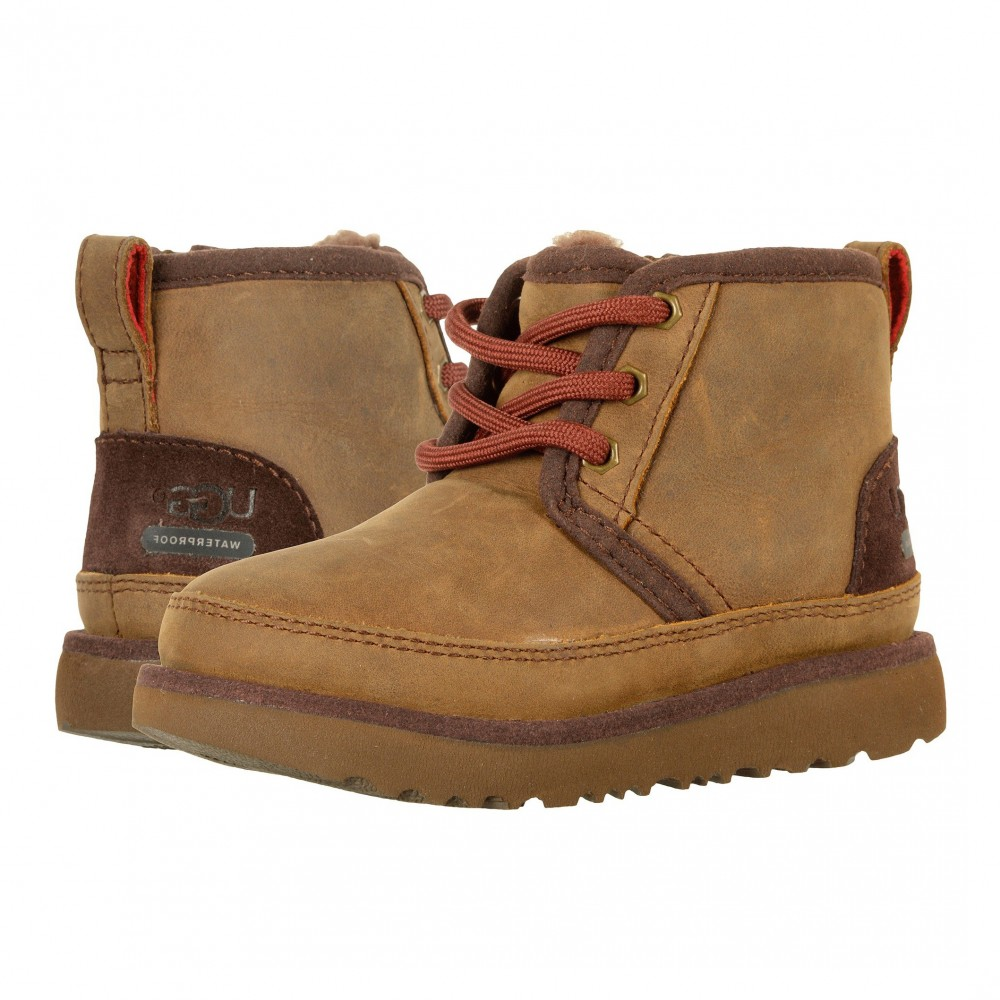UGG Toddlers Neumel II Weather Grizzly