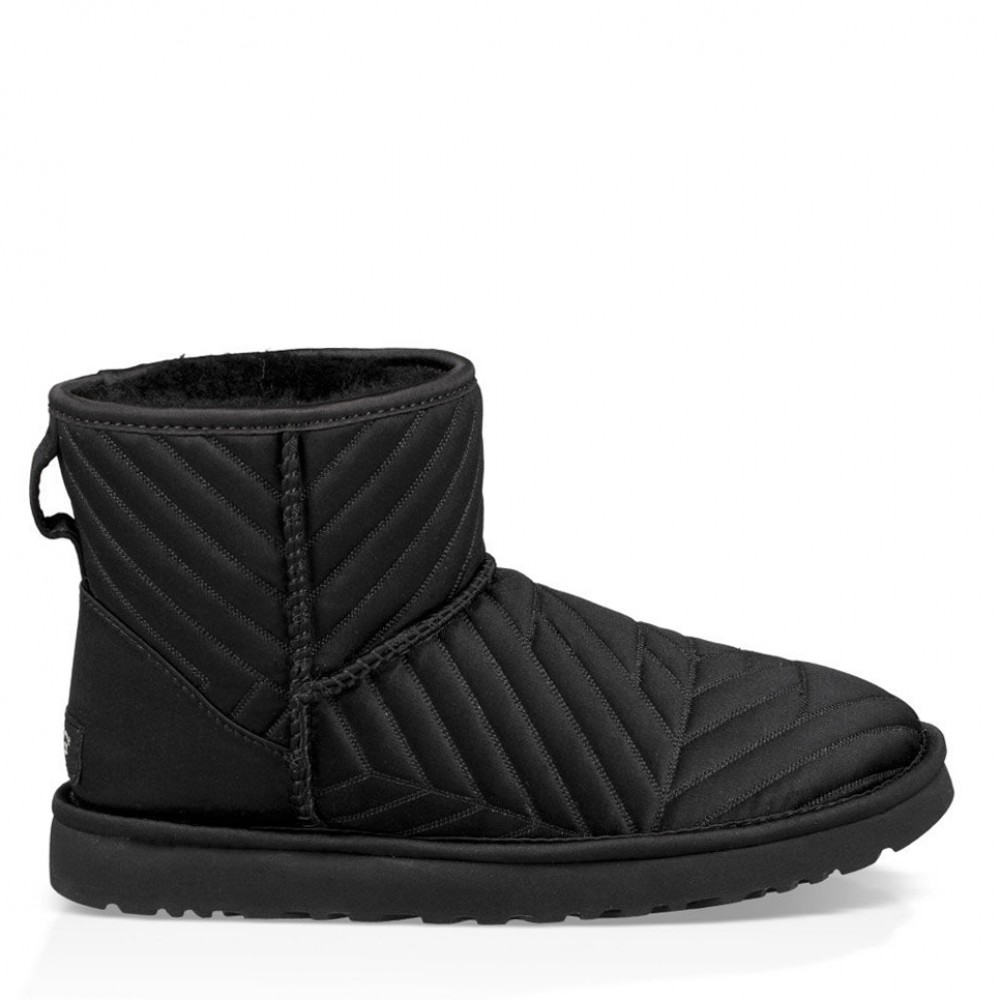UGG Classic Mini Quilted Satin