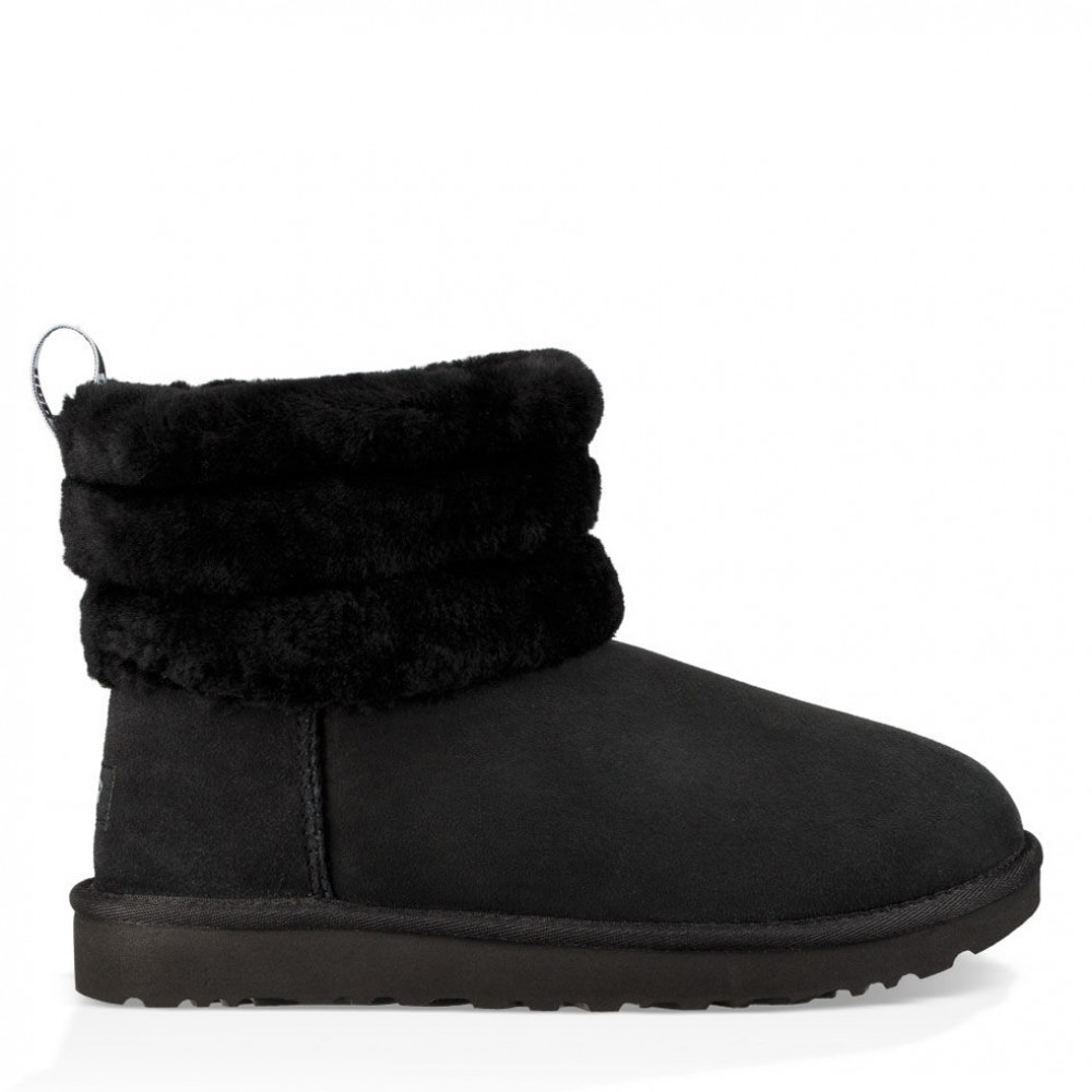 UGG Classic Mini Fluff Quilted