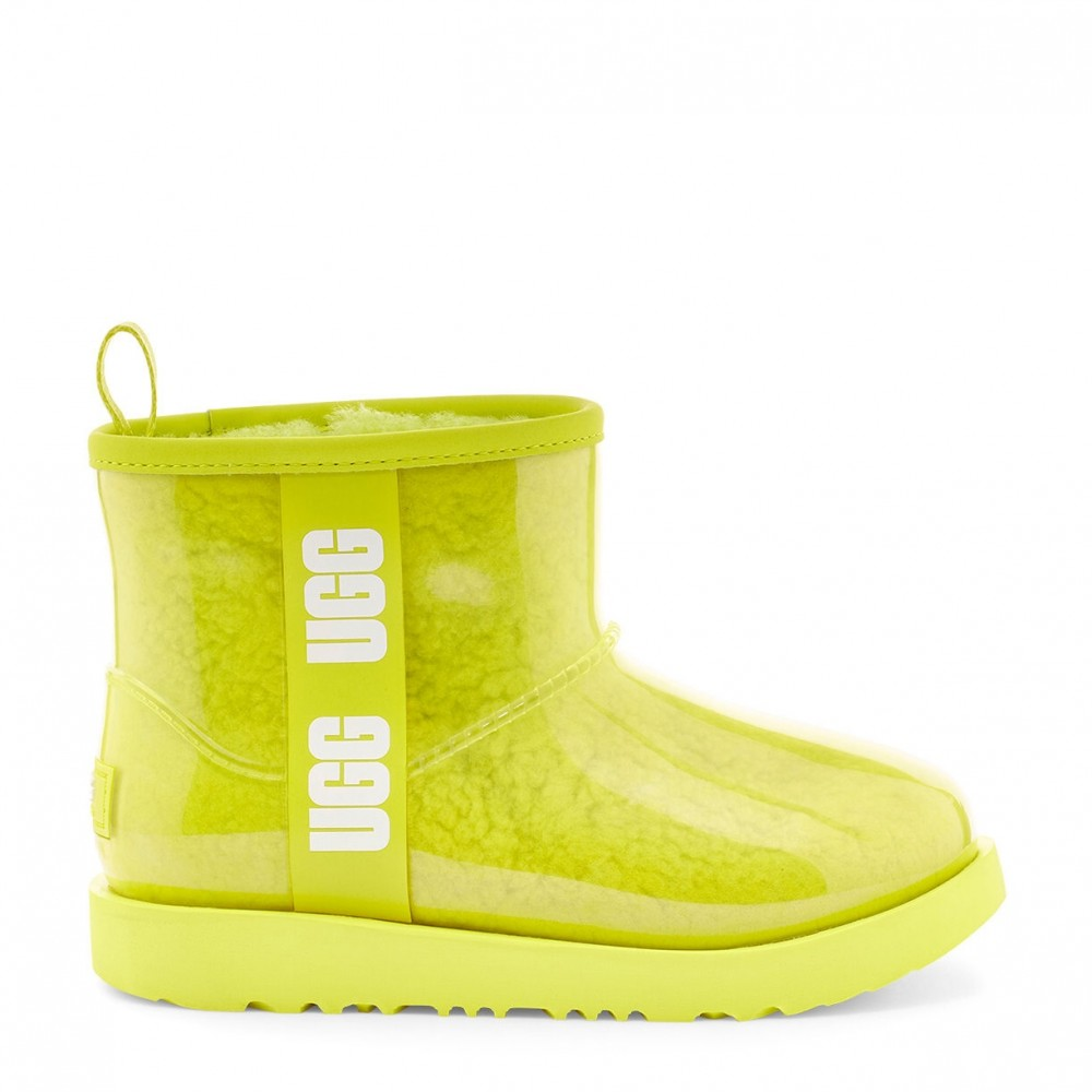 UGG Kids Classic Clear Mini II
